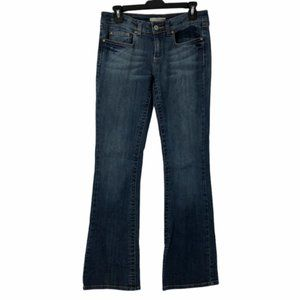 Refuge Womens Low Rise Boot Cut Jeans Juniors 5